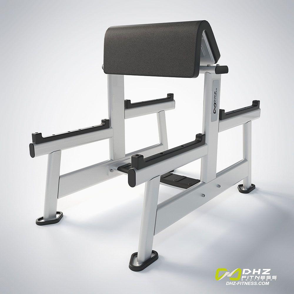 DHZ Fitness Prestige Pro E7044A Стойка бицепс стоя