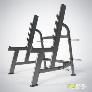 DHZ Fitness Prestige Pro E7050A Стойка для приседаний фото