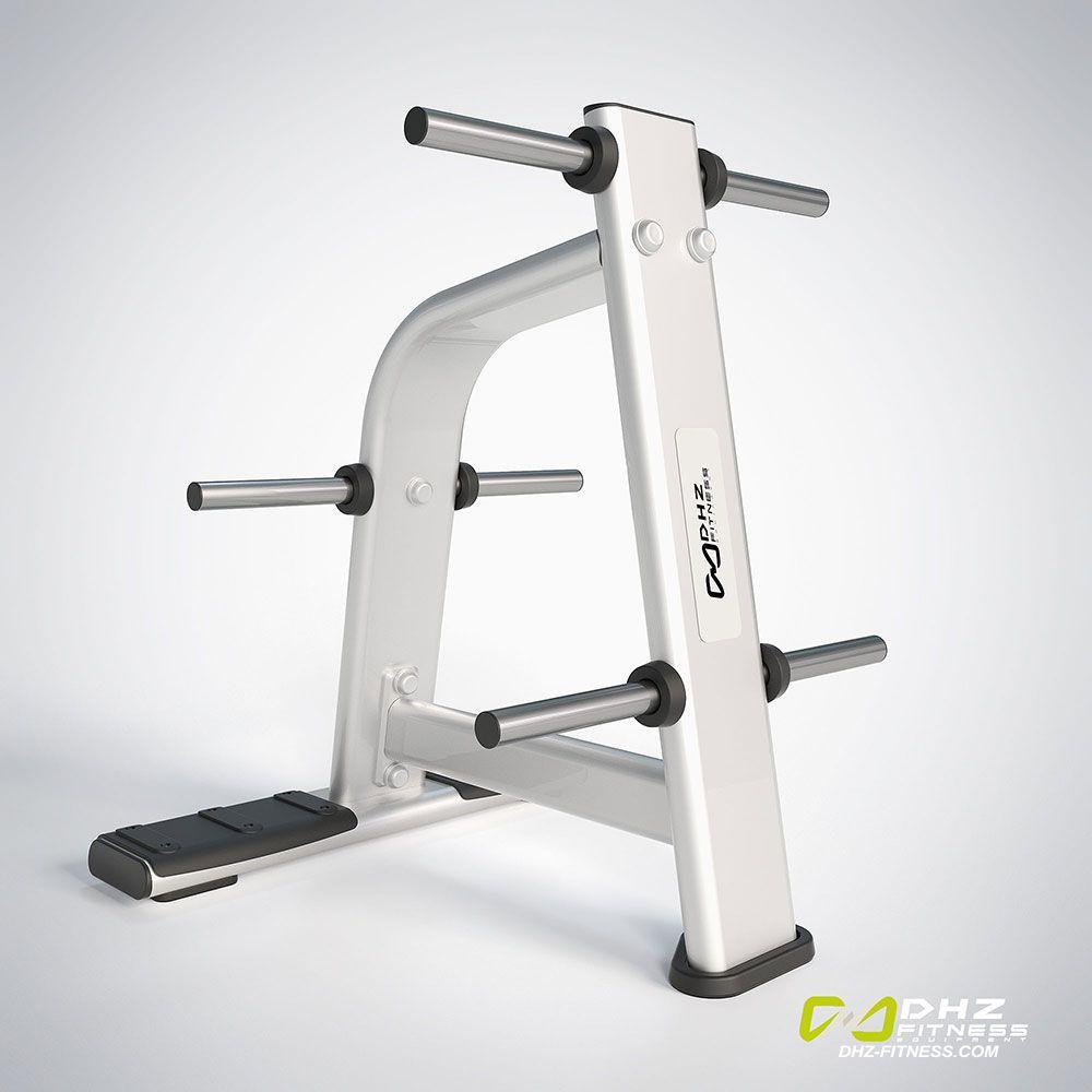 DHZ Fitness Prestige Pro E7054A Стойка для дисков
