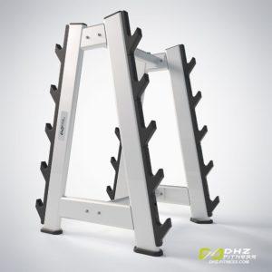 DHZ Fitness Prestige Pro E7055A Стойка для грифов и фиксированных штанг 10 шт фото