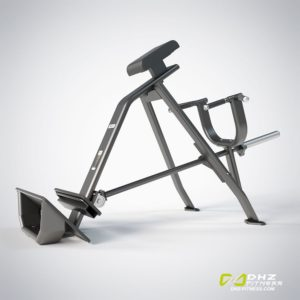 DHZ Fitness Prestige Pro E7061A Т-образная тяга свободный вес фото
