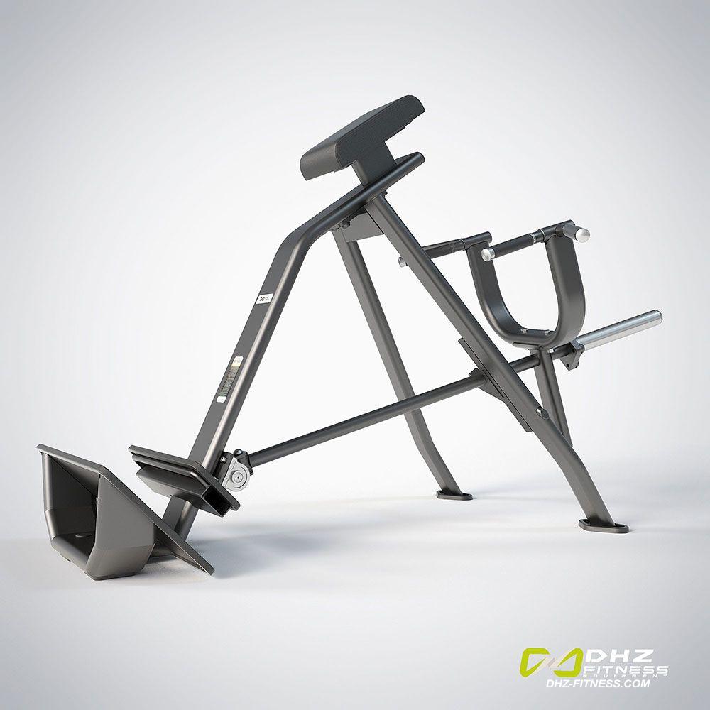 DHZ Fitness Prestige Pro E7061A Т-образная тяга свободный вес