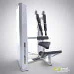 DHZ Fitness Prestige Pro E7073A Пресс-машина
