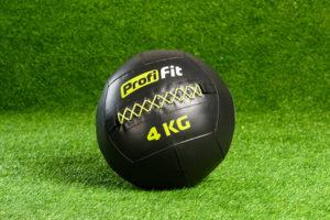 Набивной мяч (Wall Ball) 4 кг фото