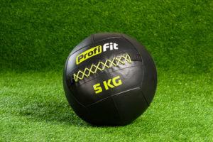 Набивной мяч (Wall Ball) 5 кг фото