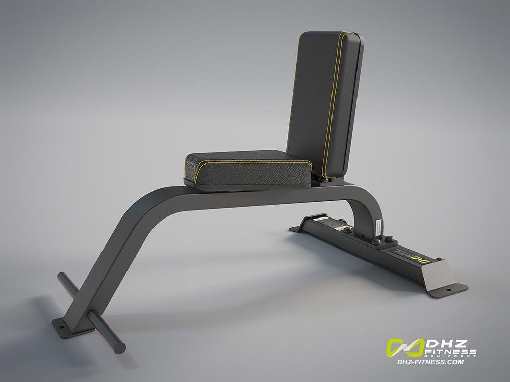 DHZ A3038 Скамья под углом 90° (скамья-стул)