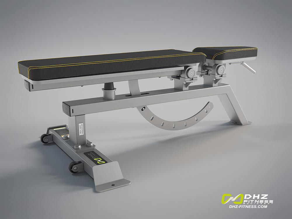 DHZ A-3039 Скамья универсальная, мобильная (Super Bench)
