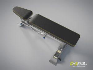 DHZ Fitness Mini Apple A3000 A3039 Универсальная скамья фото