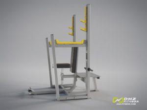 DHZ Fitness Mini Apple A3000 A3051 Скамья для жима вверх сидя фото