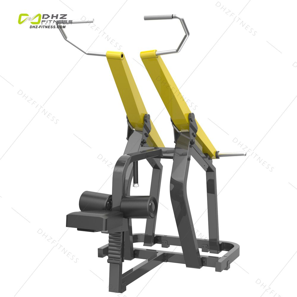 DHZ Fitness Plate Load 900S 920S Тяга сверху