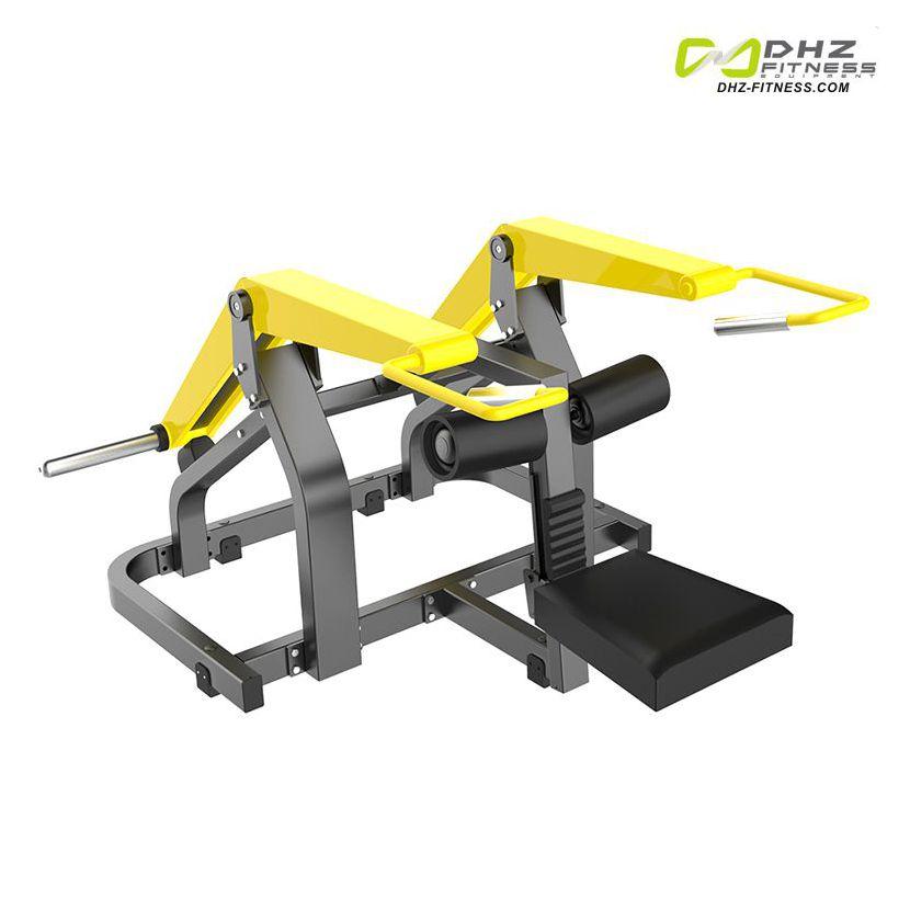DHZ Fitness Plate Load 900S 965S Трицепс-машина отжимание