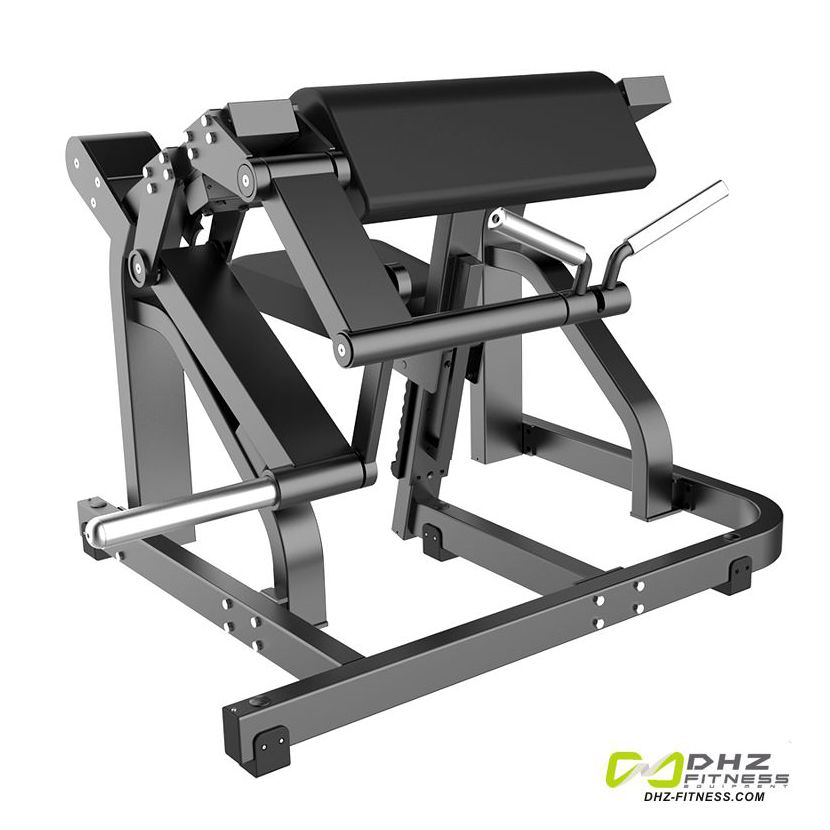 DHZ Fitness Plate Load 900S 970S Бицепс-машина