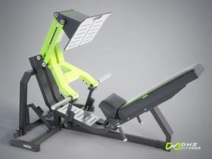 DHZ Fitness Plate Load 900 фото