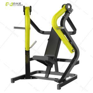 DHZ Fitness PlateLoad Y900S Y910S Жим от груди наклонный вниз фото