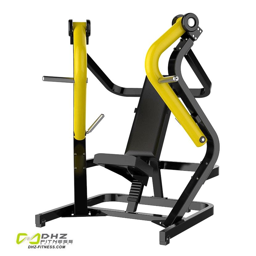 DHZ Fitness PlateLoad Y900S Y910S Жим от груди наклонный вниз