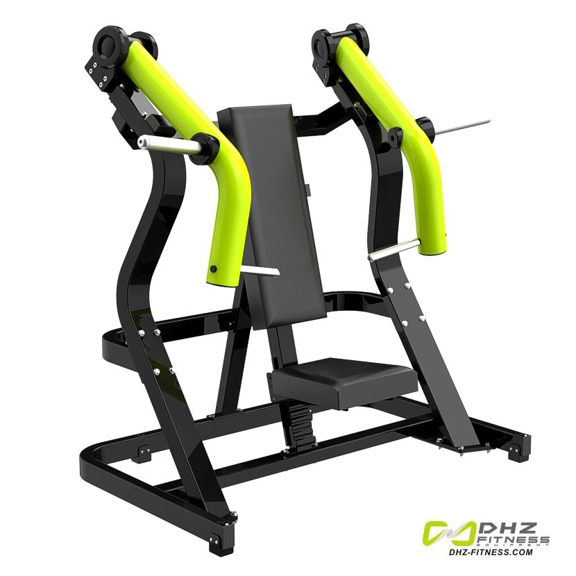 DHZ Fitness Plate Load Y900S Y915S Жим от груди наклонный вверх