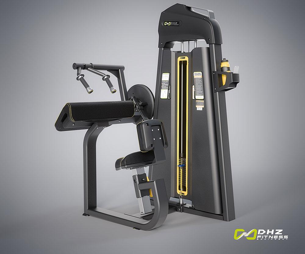 DHZ Fitness Evost E1000 E1028 Трицепс-машина