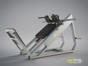 DHZ Fitness Evost Light E3000 E3057 Гакк-машина фото