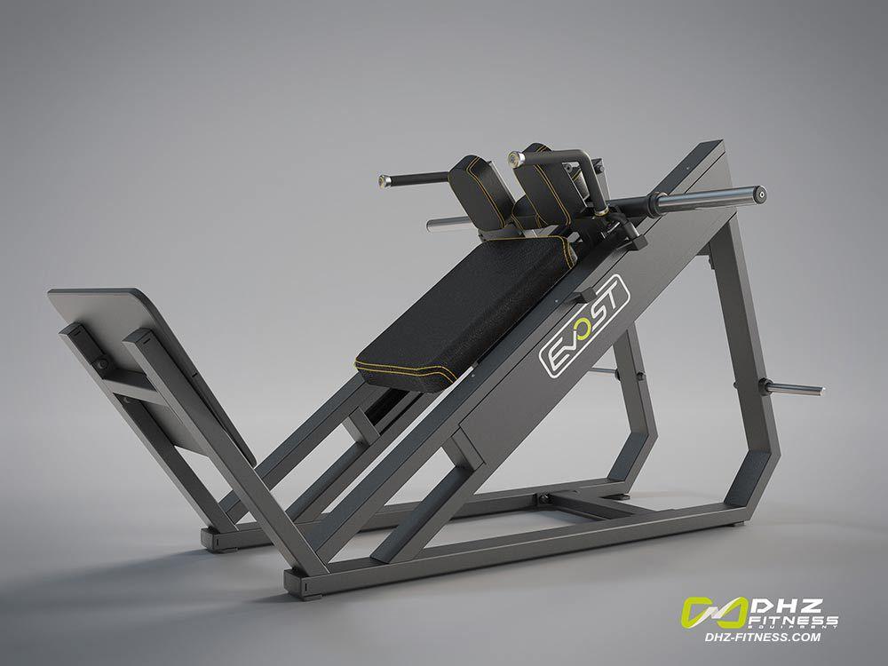 DHZ E3057 Гакк-машина
