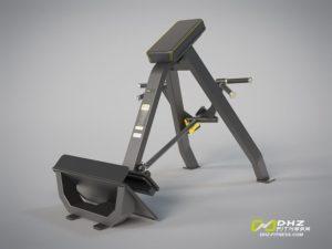 DHZ Fitness Evost Light E3000 E3061 Т-образная тяга свободный вес фото