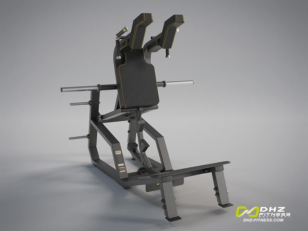 DHZ Fitness Evost Light E3000 E3065 Приседания Squat