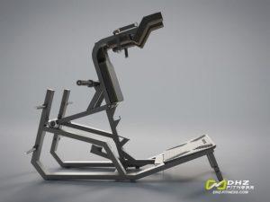 DHZ Fitness Evost Light E3000 E3065 Приседания Squat фото