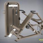 DHZ Fitness Fusion E5000 E5006 Жим от плеч