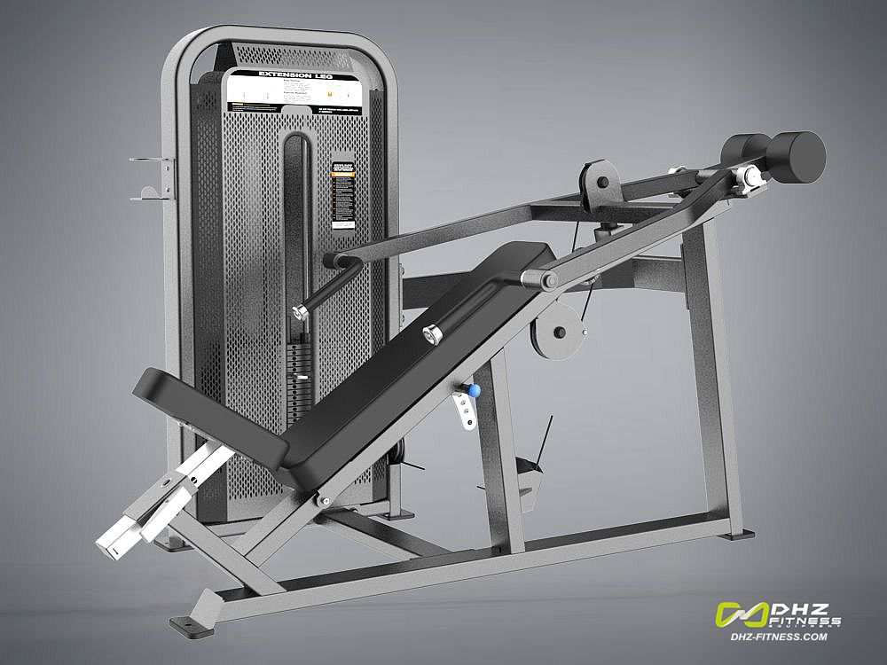 DHZ Fitness Fusion E5000 E5013 Жим от груди наклонный