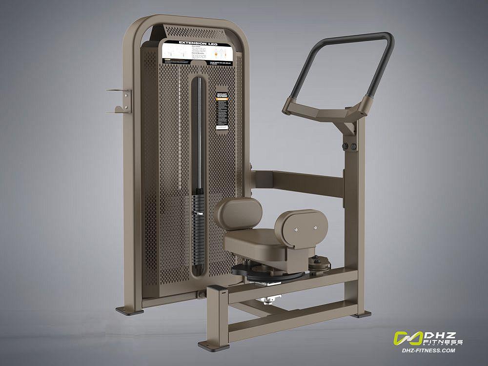 DHZ Fitness Fusion E5000 E5018 Торс-машина