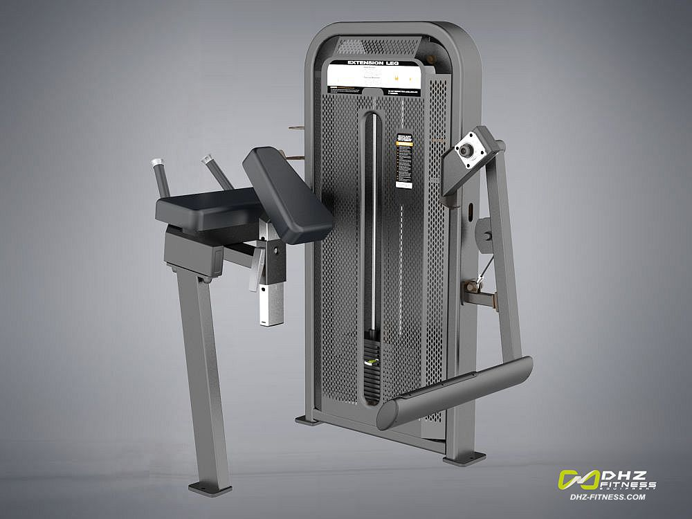 DHZ E-5024 Глют-машина. Ягодичные (Glute Isolator)