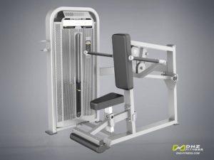 DHZ Fitness Fusion E5000 E5026 Трицепс-машина отжимание фото