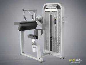 DHZ Fitness Fusion E5000 E5027 Трицепс-машина фото