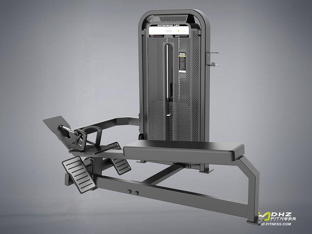DHZ Fitness Fusion E5000 E5033 Гребная тяга