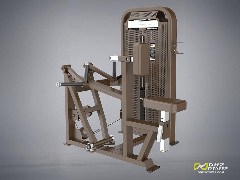 DHZ Fitness Fusion E5000 E5034 Тяга с упором в грудь