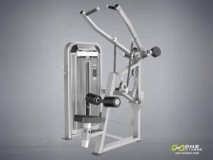 DHZ Fitness Fusion E5000 E5035 Тяга сверху фото