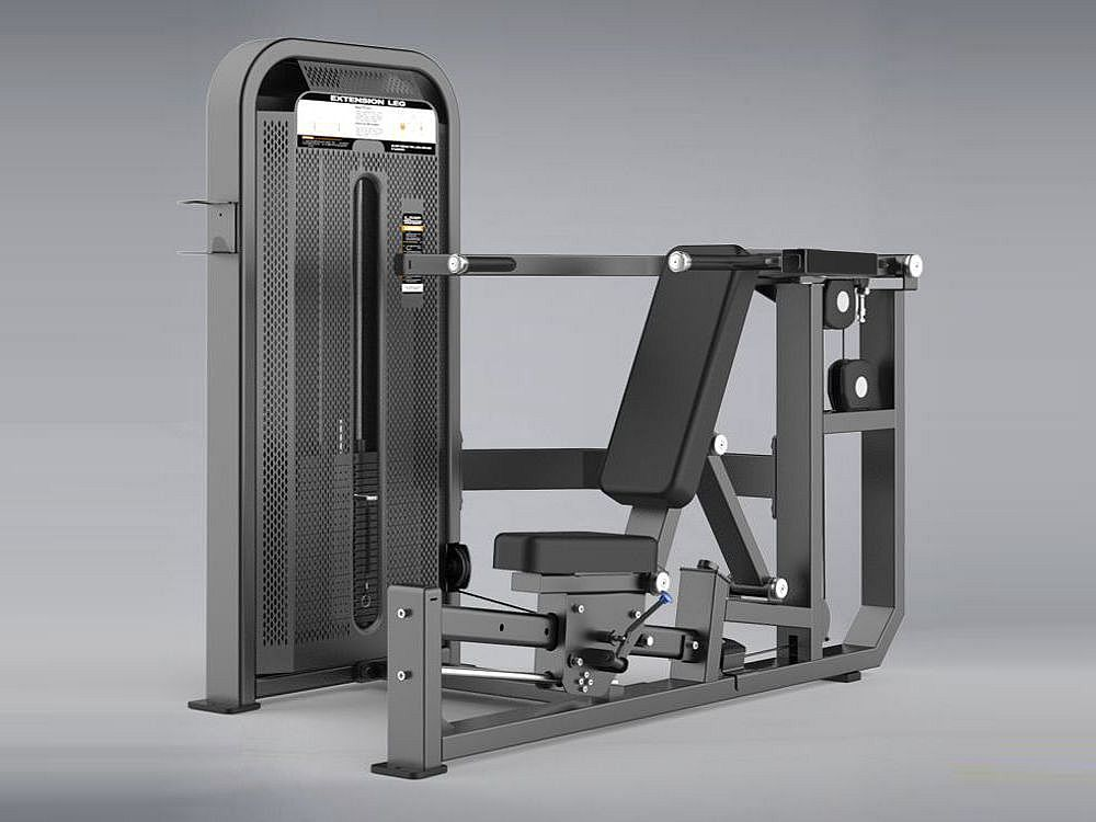 DHZ E-5084 Жим от груди и плеч Chest & Shoulder Press