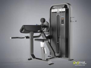 DHZ Fitness Fusion E5000 E5087 Бицепс / трицепс машина фото