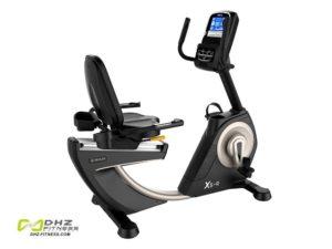 DHZ X5-R горизонтальный профессиональный велотренажер фото
