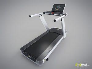 DHZ Fitness X8600 Беговая дорожка коммерческая фото