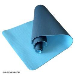 B31180-1 Коврик для йоги ТПЕ 183х61х0,6 см