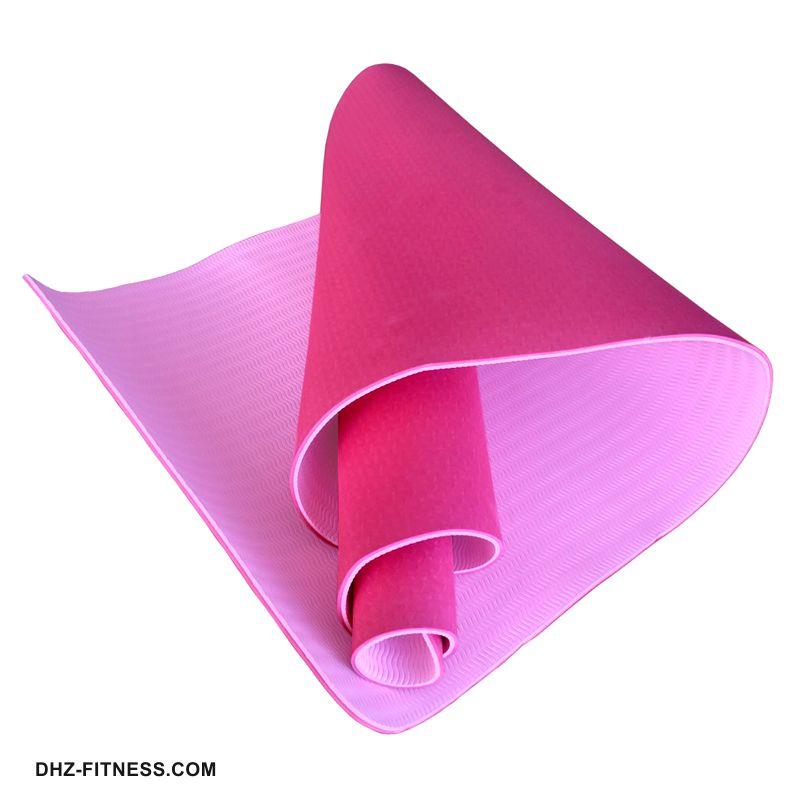 B31180-3 Коврик для йоги ТПЕ 183х61х0,6 см