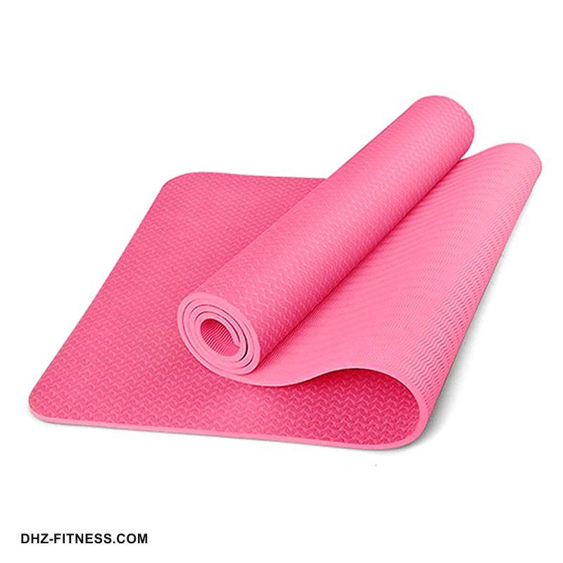 B31276-1 Коврик для йоги ТПЕ 183х61х0,6 см