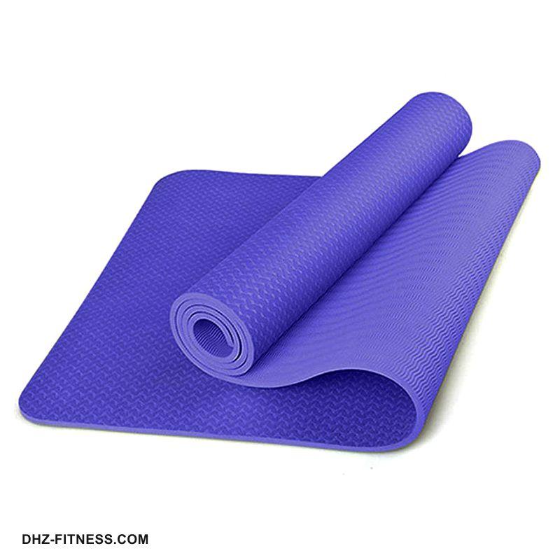 B31276-4 Коврик для йоги ТПЕ 183х61х0,6 см