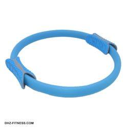 B31278-2 Кольцо эспандер для пилатеса 38 см (синее)