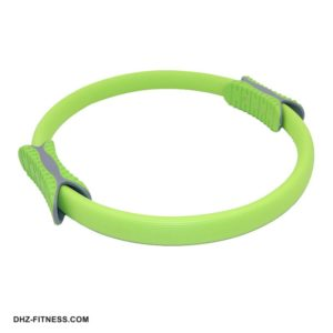 B31278-3 Кольцо эспандер для пилатеса 38 см (зеленое) фото