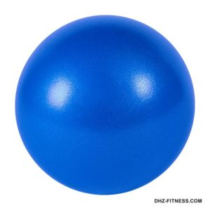 E29315-1 Мяч для пилатеса (ПВХ) 25 см (синий) фото