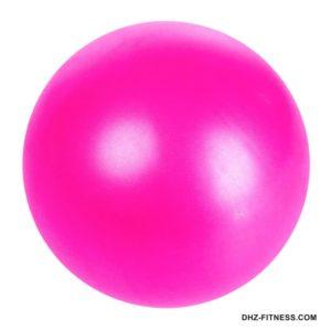 E29315-2 Мяч для пилатеса (ПВХ) 25 см (розовый) фото