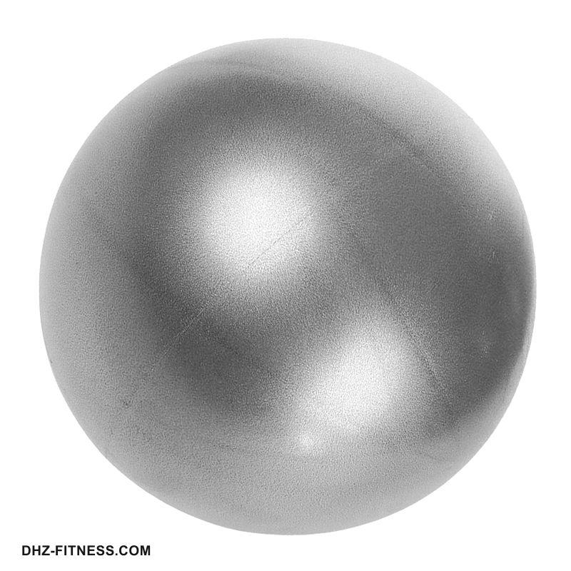 E29315-4 Мяч для пилатеса (ПВХ) 25 см (серый)