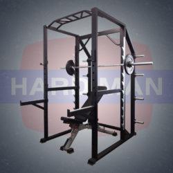 HM-026 Силовая рама усиленная двухместная