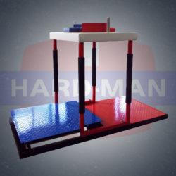 HM-030 Стол для армрестлинга с регулировкой высоты
